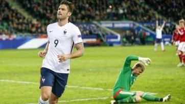 Французы переиграли датчан