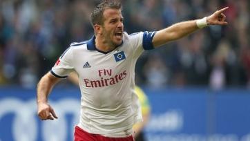 Рафаэль ван дер Ваарт покинет «Гамбург»