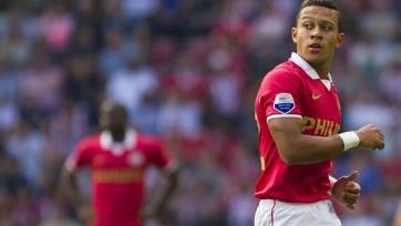 «Манчестер Сити» может перехватить Мемфиса Депая