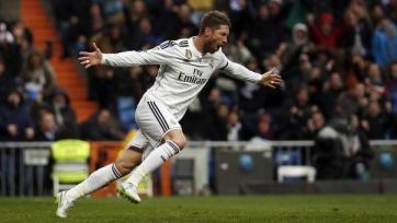 «Реал» не спешит продлевать контракт с Рамосом