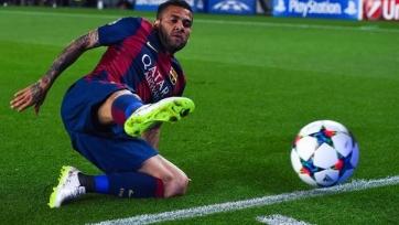 Дани Алвес выберет между «Барселоной» и ПСЖ