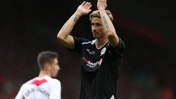 Фернандо Торрес в восторге от фанатов «Ливерпуля»