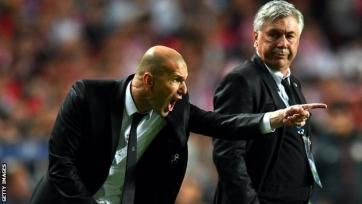 Зинедин Зидан хочет вернуться в сборную Франции