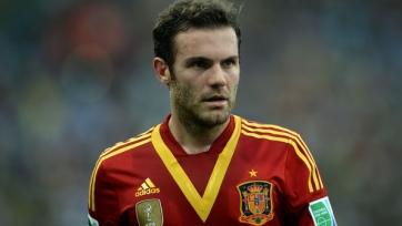 Мата не переживает по поводу невызова в ряды сборной Испании