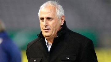 Армения осталась без главного тренера