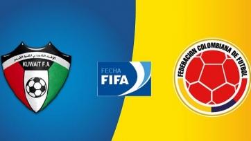 Сборная Колумбии обыграла Кувейт
