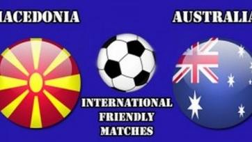 Македония и Австралия разошлись по нулям