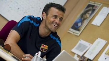 «Барселона» еще на сезон продлит контракт с Луисом Энрике