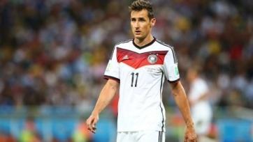 Клозе предложат работу в сборной Германии