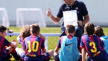 В России впервые будет открыт футбольный лагерь «Барселоны»!