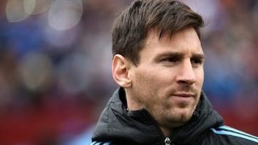 Лионель Месси может не сыграть против Эквадора
