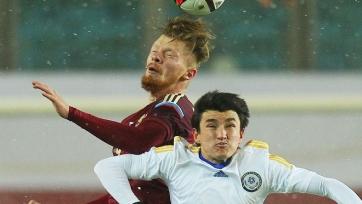 Россия и Казахстан голов не забили
