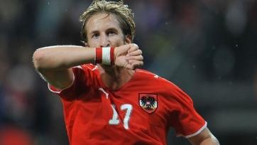 Австрия сыграла вничью с боснийцами
