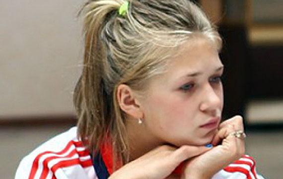 Юлия Бессолова, игрок сборной России: «Денисов – мой любимый футболист. Я и сама не ангел»