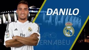 Данило официально станет игроком «Реала» в июне