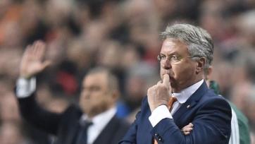 Хиддинк недоволен поведением голландских болельщиков