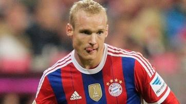 Роде верит, что станет основным игроком «Баварии»