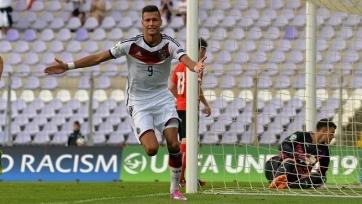 Форвард молодежной сборной Германии продолжит карьеру во второй Бундеслиге