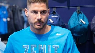 Хави Гарсия: «Еременко – игрок высочайшей квалификации»