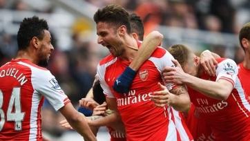 Жиру: «У «Арсенала» еще есть шансы стать первым»