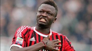 Салли Мунтари отказался выступать за «Милан»