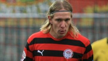 Белоруков назначен играющим тренером «Амкара»