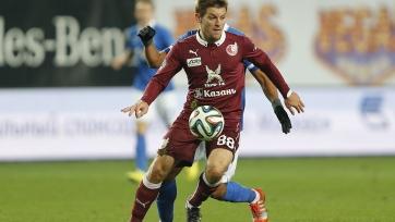 Камболов травмировался в матче с «Амкаром»