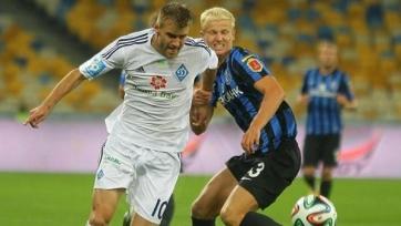 Киевское «Динамо» продолжает побеждать