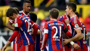 «Бавария» обошлась без сюрпризов