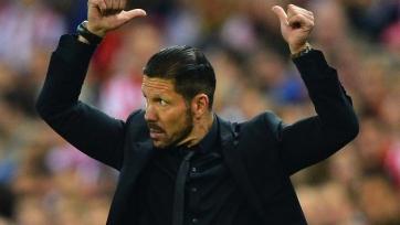 Диего Симеоне призывает своих футболистов не расслабляться