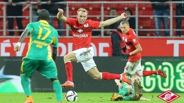Денис Глушаков: «Скорее потеряли два пункта, нежели приобрели один»