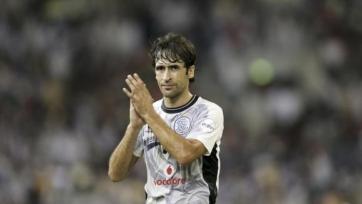 Рауль начал покорять «Космос» и NASL
