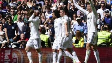 «Реал» уничтожил «Гранаду», пента-трик Роналду
