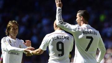 Бензема: «Роналду – феноменальный футболист»