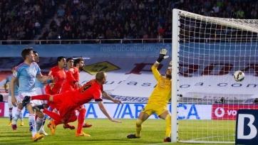 «Барселона» добыла три очка в Виго