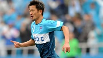 Казуеши Миура поставил новый рекорд японского футбола