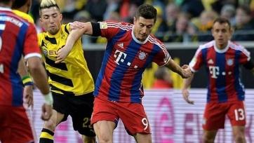 Роберт Левандовски не праздновал гол в ворота «Боруссии» из-за уважения к клубу