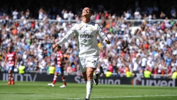 Роналду: «Команда отлично отработала, всем спасибо за поддержку»
