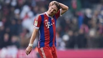 В «Баварии» надеются, что Швайнштайгер сможет сыграть против «Байера»