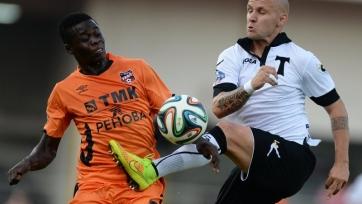Лунгу травмировался в игре с «Ростовом»