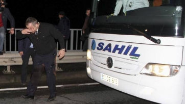 Турецкий чемпионат приостановлен на неделю
