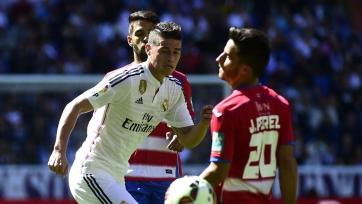 Хамес Родригес рад возвращению на поле