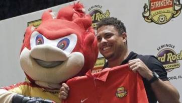 Роналдо: «Я приглашу Месси и CR7!»
