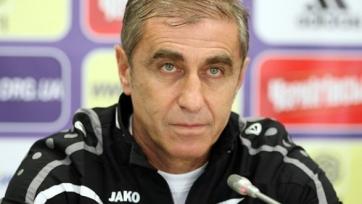 Сборная Македонии лишилась главного тренера