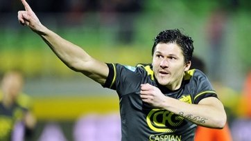 Илья Максимов – лучший игрок «Анжи» в марте