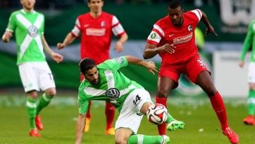 «Вольфсбург» пробился в полуфинал немецкого Кубка