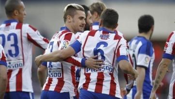 «Атлетико» победил «Реал Сосьедад»