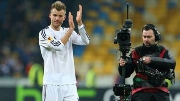 Ярмоленко думает только о том, как стать чемпионом Украины