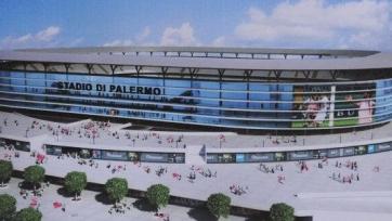 Руководство «Палермо» планирует построить новый стадион