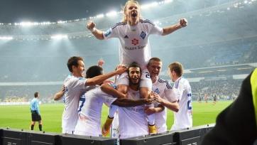 «Динамо» ожидаемо вышло в полуфинал Кубка Украины